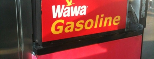 Wawa is one of Been there / &0r Go there.