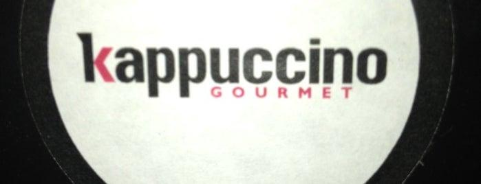 Kappuccino Gourmet is one of Atendimento nota 10..