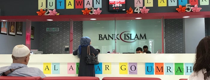 Bank Islam is one of Local Services.