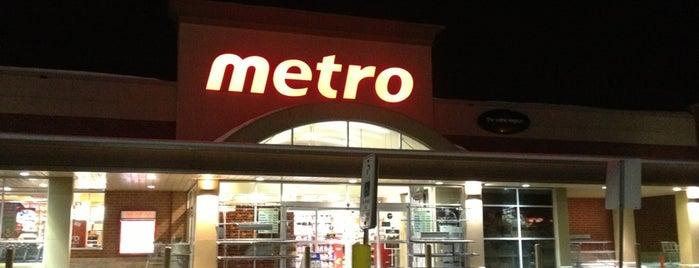 Metro is one of Kanata.