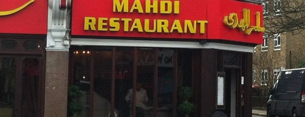 Mahdi Restaurant is one of London to try.