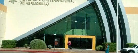 Aeropuerto Internacional De Hermosillo (Gral. Ignacio L. Pesqueira) is one of Preferito..