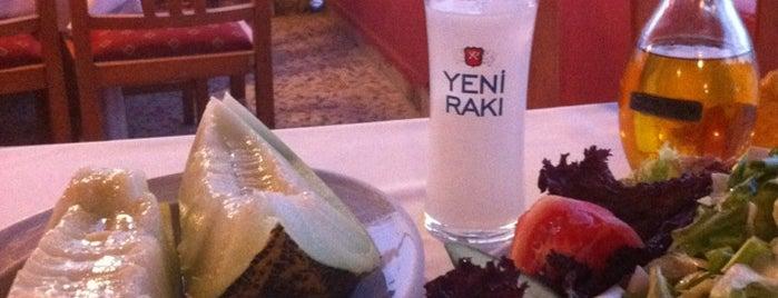 Şato Balık is one of İstanbul.