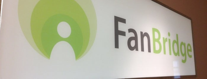 FanBridge HQ is one of Startups & Spaces NYC + CA.