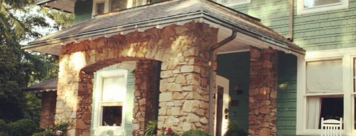 VanLandingham Estate is one of The 15 Best Hotels in Charlotte.