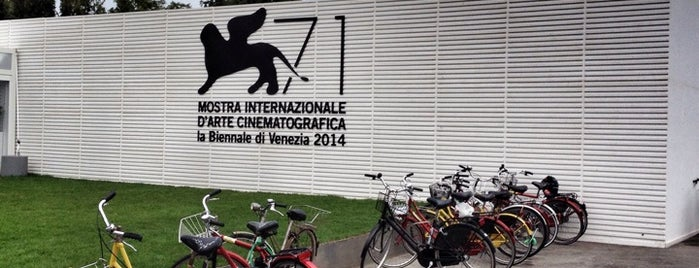 Mostra Internazionale  d'Arte Cinematografica is one of Venice.