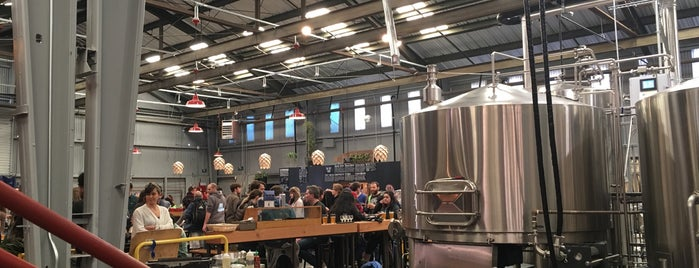 Barebottle Brewing Company is one of The 15 Best Places That Are Good for Groups in San Francisco.