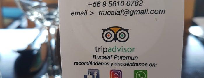 Rucalaf is one of Restaurantes Visitados.