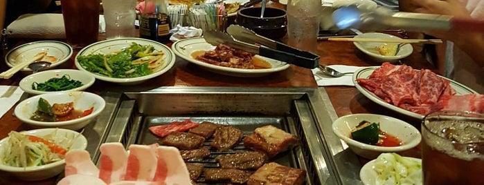 Seoul Garden Restaurant is one of HOU Asian Restaurants.