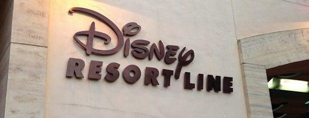 Tokyo DisneySea Station is one of Disney.
