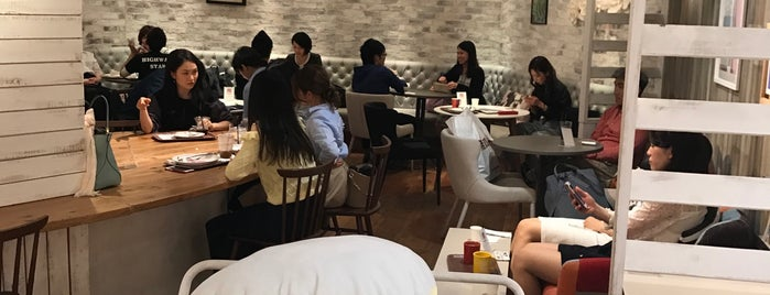 Francfranc Cafe is one of 渋谷周辺おすすめなお店.