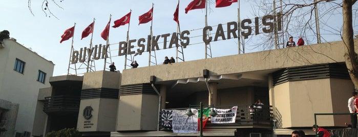 Büyük Beşiktaş Çarşısı is one of Özledikçe gideyim - İstanbul.