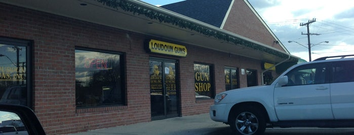 Loudoun Guns Inc is one of Must-visit Sporting Goods Shops in Leesburg.