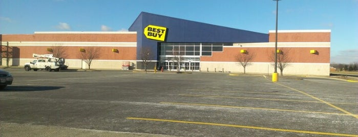 Best Buy is one of Stores I go to a lot.