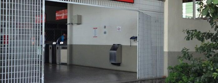 Estação Piqueri (CPTM) is one of Transporte.