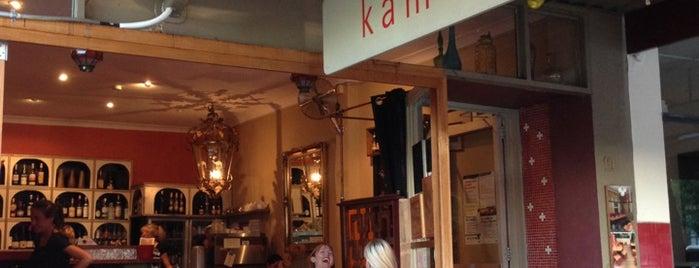 Kamel is one of Melbourne, Australia.