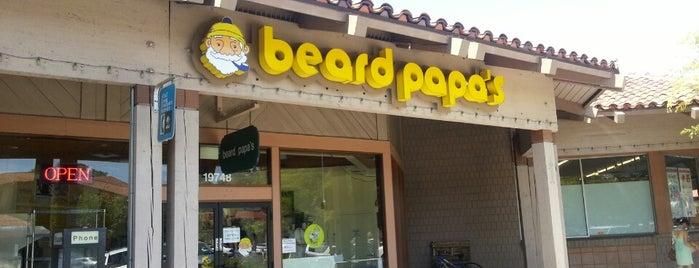 Beard Papa's is one of Ice Cream South Bay.