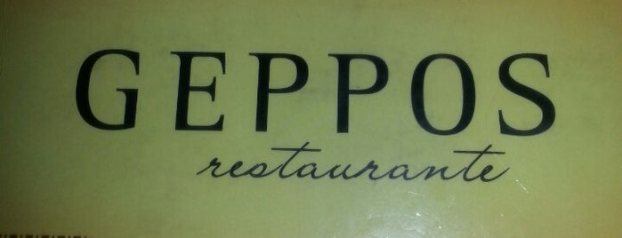 Geppos Restaurante is one of Compras.