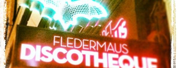 Cabaret Fledermaus is one of Nightlife.
