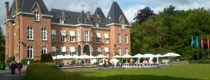 Kasteel Gravenhof Hotel is one of Les bars de Steph G..