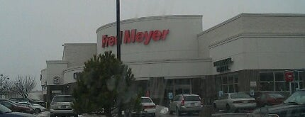Fred Meyer is one of Boise.