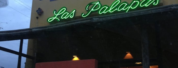 Las Palapas is one of The 15 Best Places for Tacos in San Antonio.