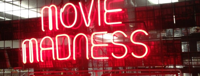 Movie Madness Video Is One Of The 11 Best Movie Theaters In Portland.