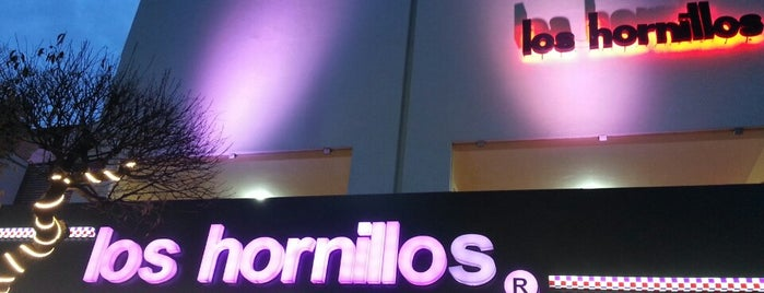 Los Hornillos is one of a probar.