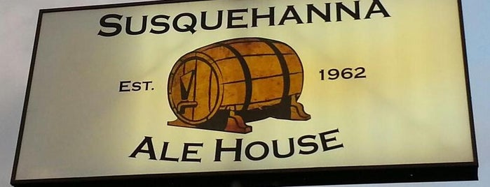 Susquehanna Ale House 22 is one of Best Places for Craft Beer.