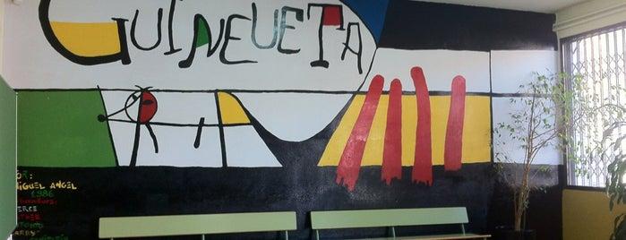 IES Guineueta is one of Barcelona Schools.