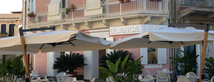 Blanca Bar is one of Where find City Map.