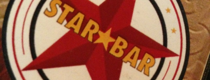 Star Bar is one of Vegan Friendly.