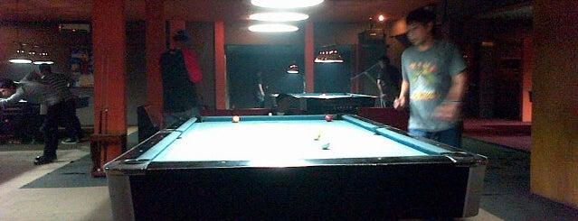 Groovy Karaoke & Billiard is one of andy.