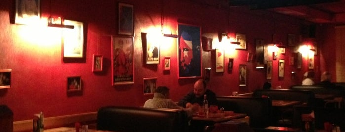 Red Pub is one of Еда ням-ням.