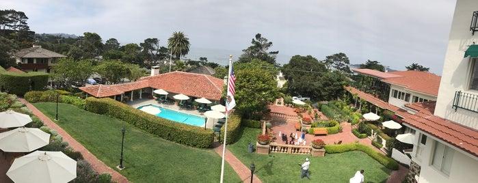 La Playa Hotel is one of Carmel.