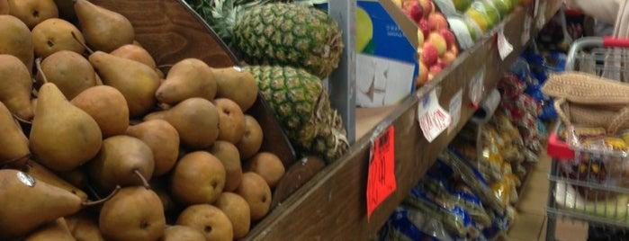PA Supermarché is one of Lugares favoritos de Iván.