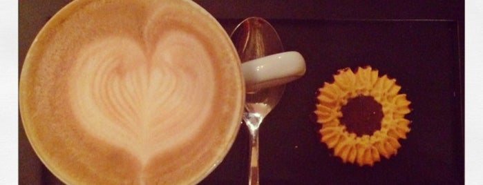 MOK Specialty Coffee Roastery & Bar is one of To Drink (Coffee).