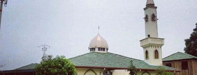Masjid Baiturrahman is one of Baitullah : Masjid & Surau.