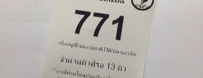 KASIKORNBANK is one of For Banks.