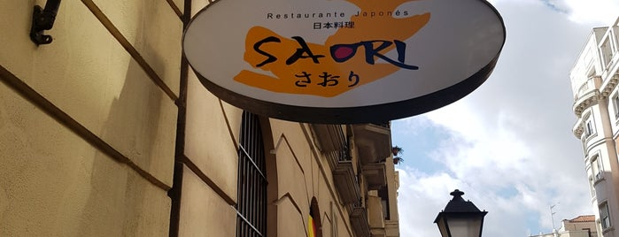 Kimura is one of Sushi Madrid.