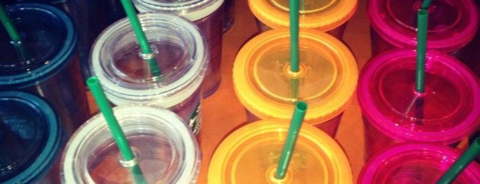 Starbucks is one of Yeme içme.