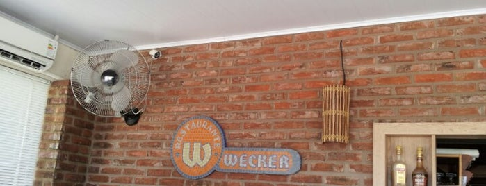 Churrascaria Wecker is one of Subida.