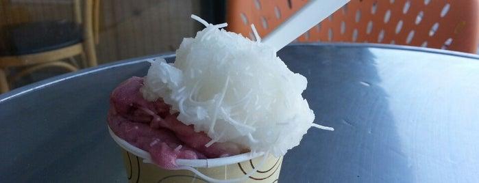 Mashti Malone Ice Cream is one of Good LA Food.