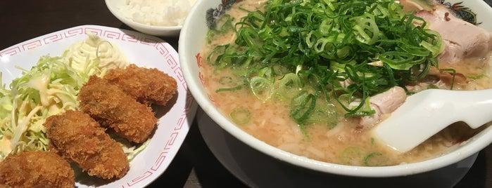 来来亭 志都呂店 is one of ラーメン.