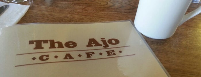 Ajo cafe is one of Ttown Bfast.