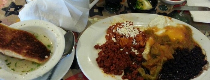 Teresa's Mosaic Cafe is one of TUC Latin Faves in The Old Pueblo.