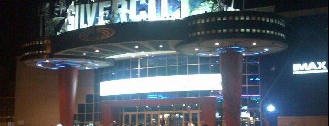 SilverCity London Cinemas is one of Lees Digs.
