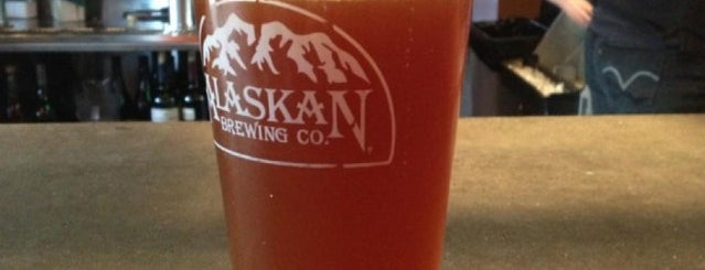 The Island Pub is one of North To Alaska.