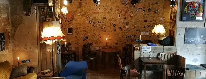 R.M.C.M Ramones Museum is one of Berlin Best: Cafes, breakfast, brunch.