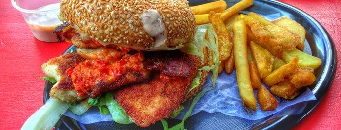 Piri's is one of Burger in Berlin.